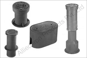 Cast Iron Ingot Moulds