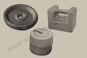 iron counter weights
